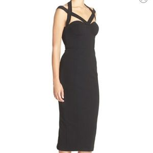 Misha collection lorenza dress Xsmall (2)